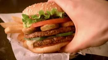 Red Robin Tavern Double Burger TV Spot, 'Hallucinations' - Thumbnail 3
