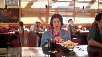 Red Robin Tavern Double Burger TV Spot, 'Hallucinations' - Thumbnail 4