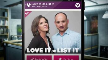Viggle TV Spot, 'HGTV: Love It or List It'