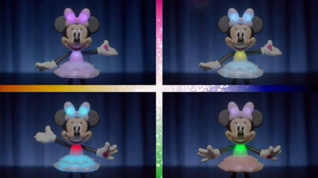 Rainbow Dazzle Minnie TV Spot, 'Perfect Outfit' - 423 commercial airings