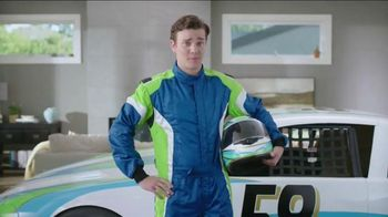 Bounty with Dawn TV Spot, 'Race Car Driver' - 975 commercial airings