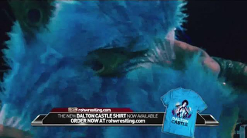 ROH Wrestling Dalton Castle Shirt TV Spot, 'The Life-Changing Shirt' - Thumbnail 6
