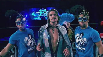 ROH Wrestling Dalton Castle Shirt TV Spot, 'The Life-Changing Shirt' - Thumbnail 1