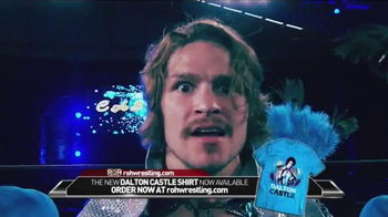 ROH Wrestling Dalton Castle Shirt TV Spot, 'The Life-Changing Shirt' - Thumbnail 4