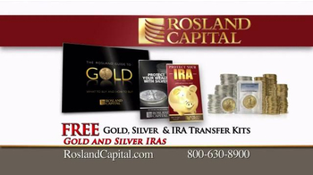 Rosland Capital Gold and Silver IRAs TV Spot, '$18.5 Trillion in Debt' - Thumbnail 8