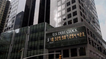 Rosland Capital Gold and Silver IRAs TV Spot, '$18.5 Trillion in Debt' - Thumbnail 3