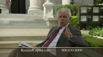 Rosland Capital Gold and Silver IRAs TV Spot, '$18.5 Trillion in Debt' - Thumbnail 5