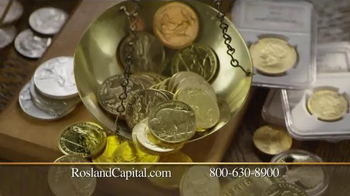 Rosland Capital Gold and Silver IRAs TV Spot, '$18.5 Trillion in Debt' - Thumbnail 6