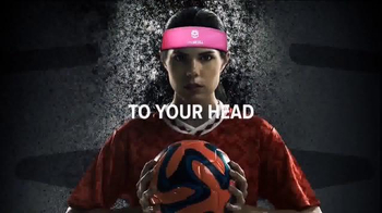 2nd Skull TV Spot, 'Look Like the Pros' Featuring Mia Hamm - Thumbnail 4
