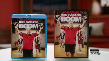 Here Comes the Boom Blu-ray and DVD TV Spot, 'FX Network Promo' - Thumbnail 2