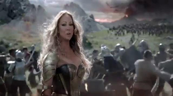 Game of War: Fire Age TV Spot, 'HERO' Featuring Mariah Carey - 1113 commercial airings