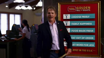 Golden Corral Take Home Box TV Spot, 'Fill Up Twice' Feat. Jeff Foxworthy - Thumbnail 2