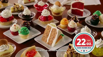 Golden Corral Take Home Box TV Spot, 'Fill Up Twice' Feat. Jeff Foxworthy - Thumbnail 7