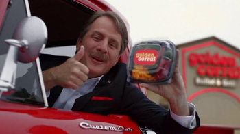 Golden Corral Take Home Box TV Spot, 'Fill Up Twice' Feat. Jeff Foxworthy