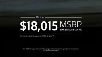 2015 Kia Soul TV Spot, 'Paseo por la ciudad' [Spanish] - Thumbnail 4
