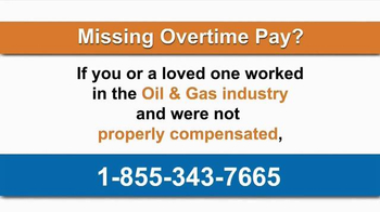 AkinMears TV Spot, 'Overtime Pay'