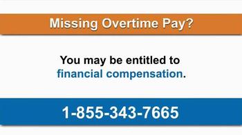 AkinMears TV Spot, 'Overtime Pay' - Thumbnail 3