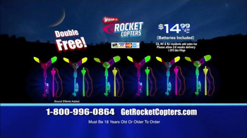 Rocket Copters TV Spot, 'Light Up the Night' - Thumbnail 5
