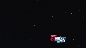Rocket Copters TV Spot, 'Light Up the Night' - Thumbnail 1