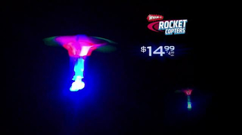 Rocket Copters TV Spot, 'Light Up the Night' - Thumbnail 4