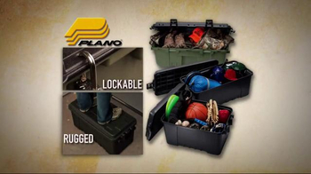 Bass Pro Shops Gear Up Sale TV Spot, 'Storage Trunks' Feat. Kevin VanDam - Thumbnail 7