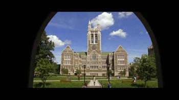 Boston College TV Spot, 'Where Will Your Journey Take You?' - Thumbnail 1