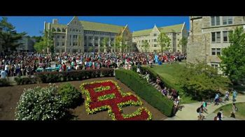 Boston College TV Spot, 'Where Will Your Journey Take You?'
