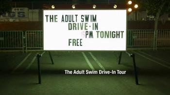 Adult Swim Drive-In TV Spot, 'Under the Stars' - Thumbnail 1