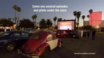 Adult Swim Drive-In TV Spot, 'Under the Stars'