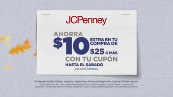 JCPenney Venta Enorme de Otoño TV Spot, 'Ropa para ella y él' [Spanish] - Thumbnail 3
