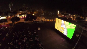 Adult Swim Drive-In Tour TV Spot, 'Cricket Wireless'