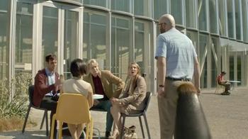 Starbucks Doubleshot TV Spot, 'Eager Beaver'