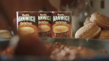 Manwich TV Spot, 'Manwich Monday' - Thumbnail 3