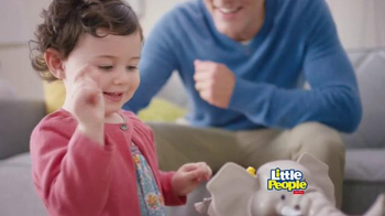 Little People Big Animal Zoo TV Spot, 'Wild About Animals' - Thumbnail 4