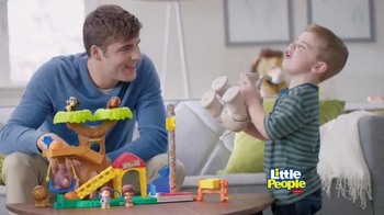 Little People Big Animal Zoo TV Spot, 'Wild About Animals' - 2882 commercial airings