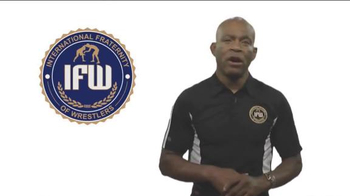 International Fraternity of Wrestlers TV Spot, 'Membership' Feat. Lee Kemp - Thumbnail 5