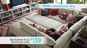 Bassett 113th Anniversary Sale TV Spot, 'Susan' - Thumbnail 8