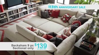 Bassett 113th Anniversary Sale TV Spot, 'Susan' - Thumbnail 9