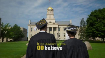 University of Iowa TV Spot, 'Go Hawks' - Thumbnail 8