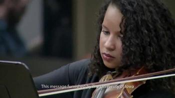 University of Iowa TV Spot, 'Go Hawks' - Thumbnail 3