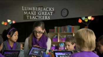 Stephen F. Austin State University TV Spot, 'Lumberjacks Make Great...' - Thumbnail 1