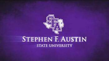 Stephen F. Austin State University TV Spot, 'Lumberjacks Make Great...' - Thumbnail 10