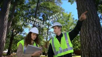 Stephen F. Austin State University TV Spot, 'Lumberjacks Make Great...' - Thumbnail 4