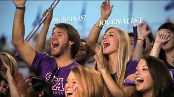 Stephen F. Austin State University TV Spot, 'Lumberjacks Make Great...' - Thumbnail 9