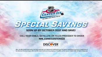 NHL Center Ice TV Spot, 'Unbelievable' - Thumbnail 8