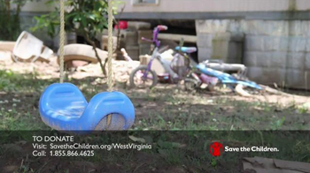 Save the Children TV Spot, 'West Virginia' Featuring Brad Paisley - Thumbnail 2