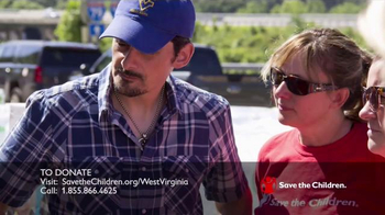 Save the Children TV Spot, 'West Virginia' Featuring Brad Paisley - Thumbnail 3