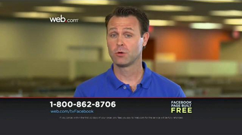 Web.com TV Spot, 'Build a Business Facebook Page' - Thumbnail 8