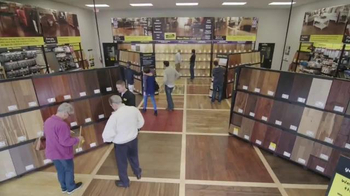 Lumber Liquidators Hardwood & Bamboo Closeout Sale TV Spot, 'Big Box' - Thumbnail 3