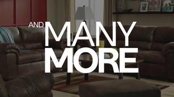 Ashley Furniture Homestore One Day Sale & Clearance Event TV Spot, 'Hurry' - Thumbnail 5